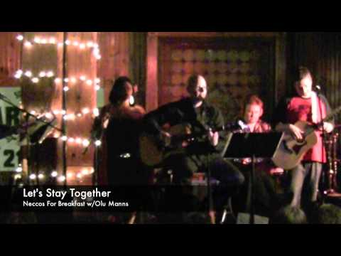 NFB feat Olu Manns Let's Stay Together