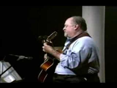 On Green Dolphin St.- Bill Fulbright- Jazz vocals and guitar