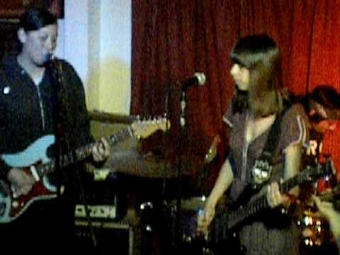 Punk Rock Girl Band at San Pedro Brewing Company