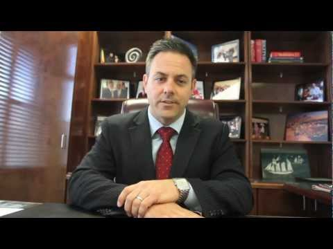 Councilman Joe Buscaino celebrates his first 100 days in office