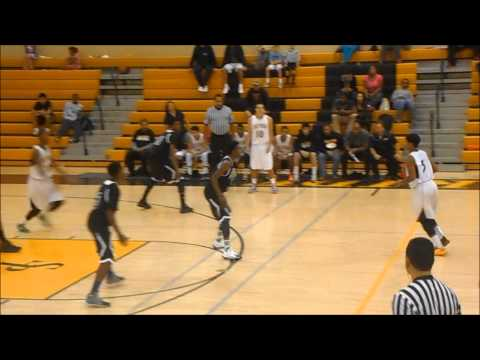 Quincy Thomas Climbs The Ladder For Signature Dunk!