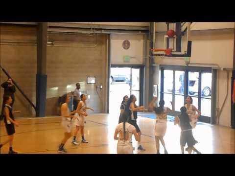 MSHS Girls Basketball vs. Animo (12-19-2013)