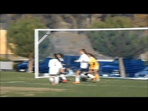 Dori Lindeman Blasts One Through For Exciting Goal