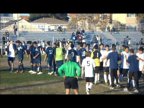 Mary Star & Port Of Los Angeles High Boys Soccer Battle To A Draw