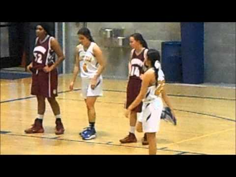 Angela Pisano Goes Off For 23 Points In Tight Game!