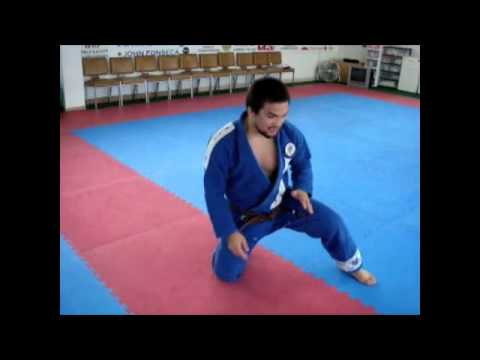 Standing Double Leg Take Down (Gi & No Gi)