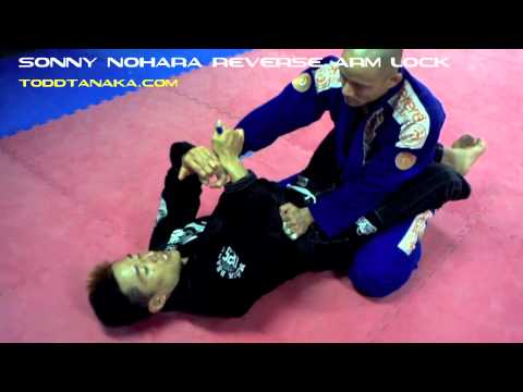 Sonny Nohara's Reverse Arm Lock