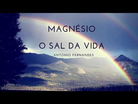 Magnésio  - O Sal da Vida