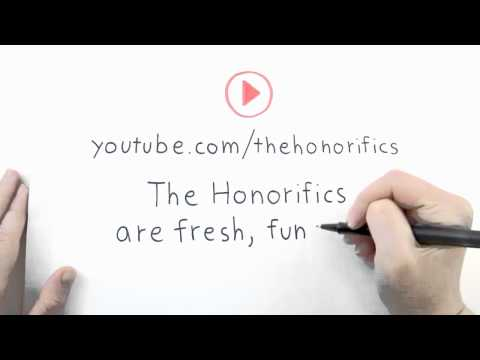 Join the fun! Subscribe to The Honorifics channel!