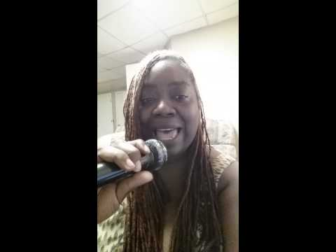 "SIMPLY T update & singing ""Can't Trust You"""