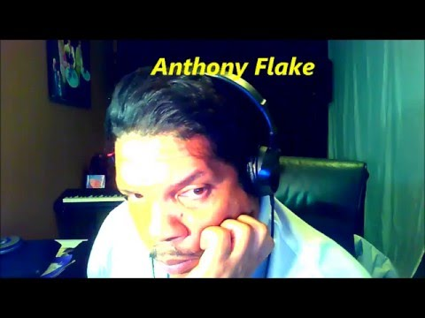 In the Studio with Anthony Flake