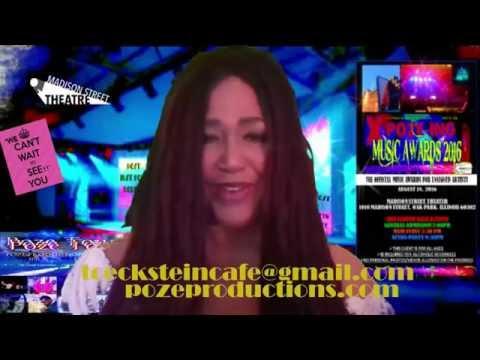 TC ECKSTEIN TALKS  XPOZING MUSIC AWARDS & TOUR 2016  fx