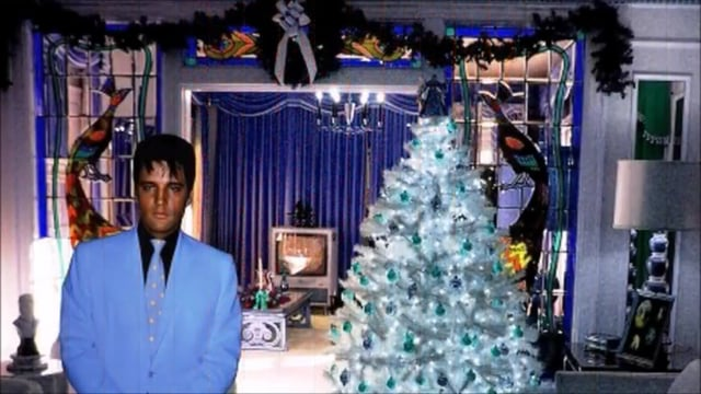 Elvis Christmas Covers for Upcoming December 2018