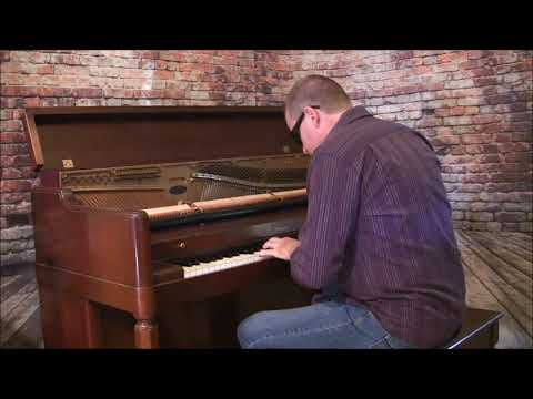 If Tommorrow Never Comes piano cover Andy Hensley