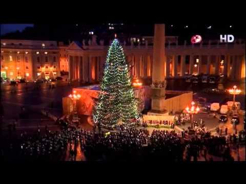 """""""Navidad Mexicana en el Vaticano 2012"""" - Programa completo"""