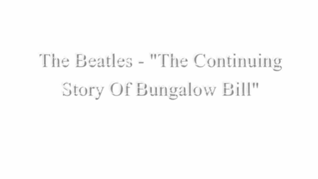 The Beatles - The Continuing Story Of Bungalow Bill