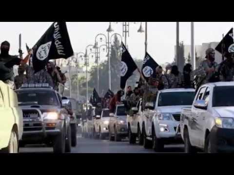 ISIS message to America - We will drown all of you in Blood