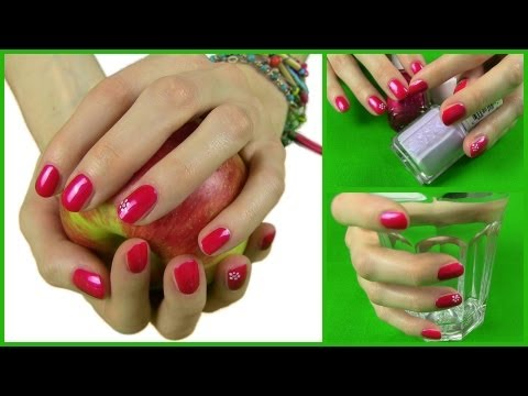 Nail Care Routine! 16 Tips to Healthy Beautiful Strong Long Nails. How To Manicure. Flower Nail Art!