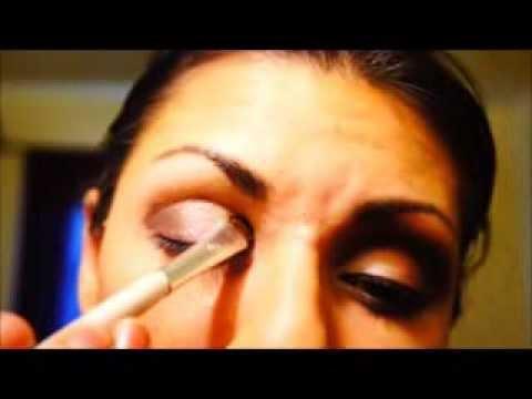 Natural Makeup Tutorial using Dark Heart Designs
