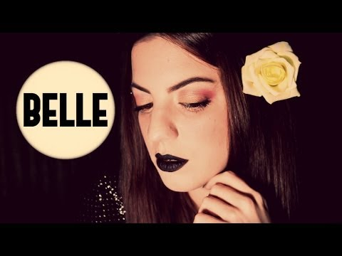BELLE Make Up Tutorial (Once Upon A Time Collab)