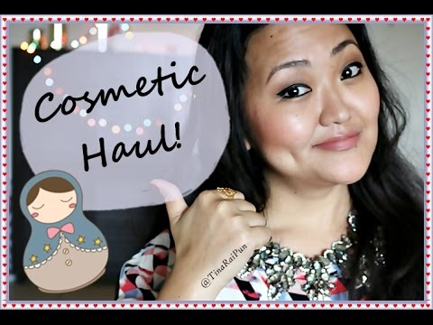 #Beauty Haul India - Health and Glow Products Maybelline, Revlon, Colorbar IReview