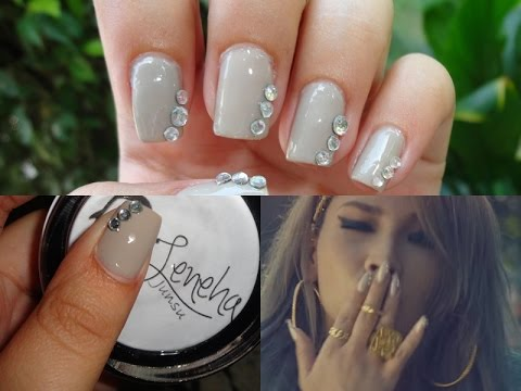 KPOP Nail Art: 2NE1 CL Lifted