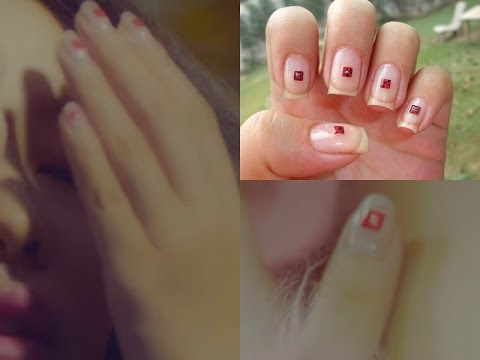 KPOP Nail Art: BLACKPINK '불장난 (PLAYING WITH FIRE)' Jennie + Giveaway