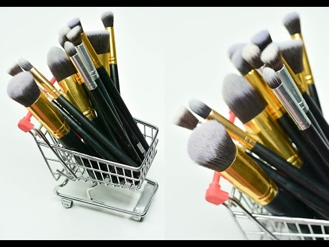 Cheap brushes from Born Pretty Store