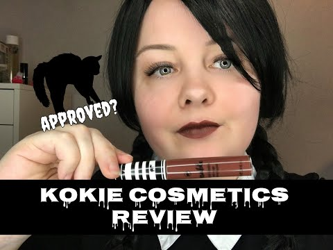 Wednesday Reviews | Kokie Cosmetics | Kissable Liquid Lipstick in Suede