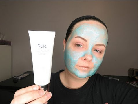 Product Review Featuring Pur Cosmetics PUR Blue Agave Mask