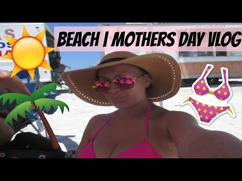 Beach Bound | Mothers Day Weekend | Episode 3 VLOG