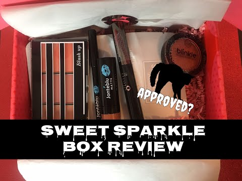 Wednesday Reviews | Copper Chic | Sweet Sparkle Box