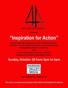 Art and Activism: Inspiration for Action