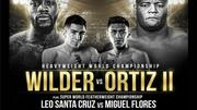 Watch Deontay Wilder vs Luis Ortiz PPV Boxing Live Streaming Free Online on 23 November 2019