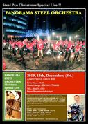 Steel Pan Christmas Special Live - PANORAMA STEEL ORCHESTRA