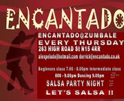 Salsa Classes Encantado@Zumbale Latin Club