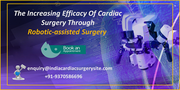 The Increasing efficacy of cardiac surgery through Robotic-assisted surgery