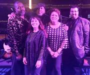 TWIN OAKS LOUNGE Presents The Platinum Band Featuring Darryl and Kim and sax man: South Side Jerry