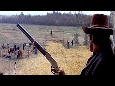 SANTEE | Glenn Ford | Michael Burns | Full Length Western Movie | English | HD | 720p