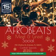 Afrobeats Meet & Greet Social