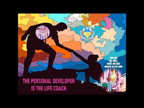 THE PERSON DEVELOPER IS THE LIFE COACH