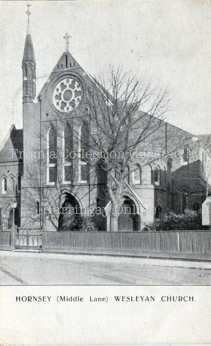 Middle Lane Wesleyan Church