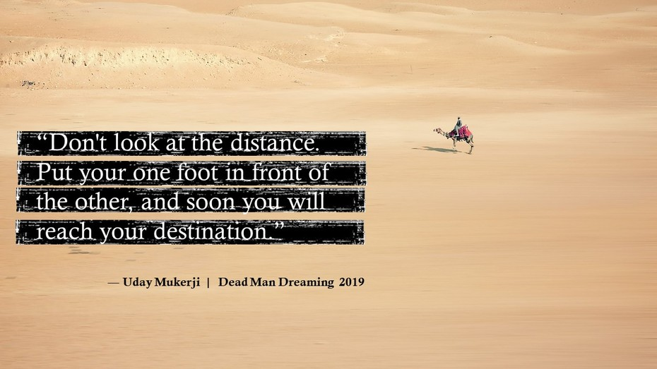 Quote from Dead Man Dreaming
