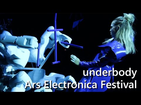underbody at Ars Electronica Festival 2019 - Creative Robotics
