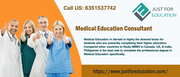 Medical Education Consultant
