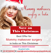 Best Offer for Mommy makeover surgery in India on This Christmas