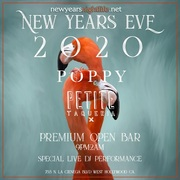Poppy New Years Eve Party 2020 Tickets