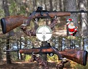 """Browning Zénith Wood HC . Pack Noël """"Boulouchasse"""""""