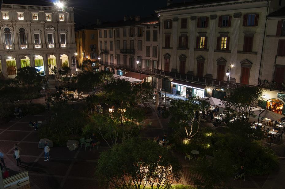 Piazza Vecchia Bg.