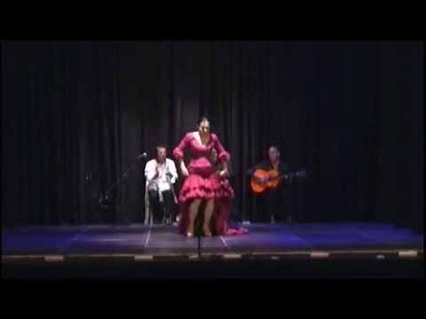 Compañía de flamenco Carmen de Torres peteneras